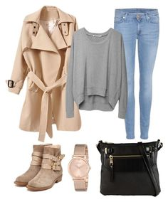 """""""#7"""" by beenie-love on Polyvore featuring Mode, 7 For All Mankind, Rupert Sanderson, T By Alexander Wang, GUESS und ALDO"""