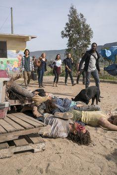 """Fear the Walking Dead """"Sicut Cervus"""" S2EP6"""