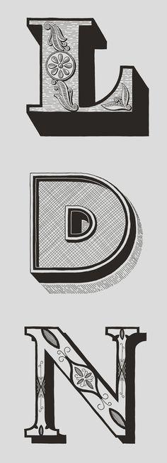 Knative t-shirt - LDN by Tobias Hall, via Behance