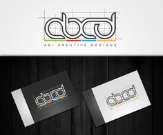 June 2012: Logo & business card for Abi Creative Designs by Faizal™