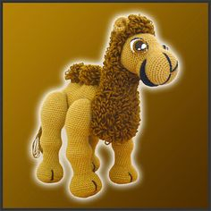 Joe, The Camel - Amigurumi Pattern by DeliciousCrochet (DeliciousCrochet) Tags: toy pattern patterns crochet camel plushie etsy amigurumi camello amigurumicrochet deliciouscrochet pdffile amigurumicamel crochetedcamel Amigurumi Patterns, Amigurumi Doll, Crochet Patterns, Crochet Appliques, Crochet Stitches, Crochet Animals, Crochet Toys, Astronaut Diy, Patron Crochet