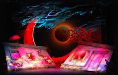 A Midsummer Night's Dream Set Design by Kim A. Tolman