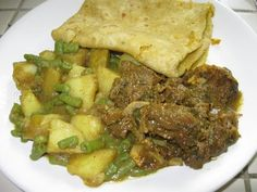 Curry Goat trini style