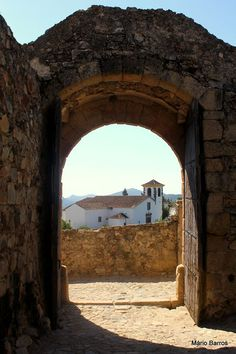 Marvao Castle #Marvao #Alentejo #Portugal #Hotel #travel #BoutiqueHotelPoejo