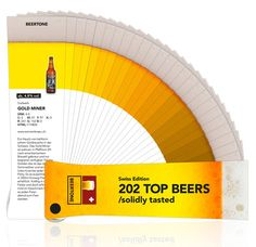 Beertone: A Beer Color Reference Guide Photo