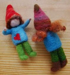 These little needelfelted gnomes are my favourite gift for the little people in my life (and some of the bigger people too!) They are quite...