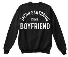 Jacob Sartorius Is My Boyfriend Sweatshirt | #JacobSartorius #Sartorius