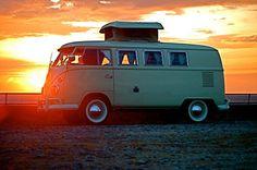 Sunset Combi VW