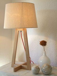 Lamp Design, Lighting Design, Diy Luz, Lampshade Designs, African Home Decor, Floor Lamp, Chandelier, Table Lamp, Woodworking