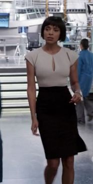 Whatever this dress is, I want it. Dr. Saroyan's outfit in Bones S8E11