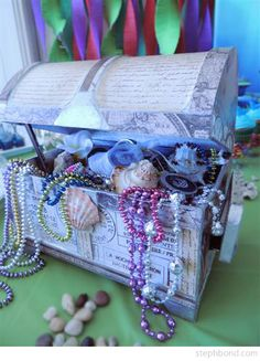 Bondville Toras Ariel Inspired 5th Mermaid Birthday Party