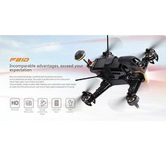 Walkera F210 FPV Racing Drone RC Quadcoper RTF (Devo 7 + Battery + Camera + OSD + Charger) - http://dronescenter.net/walkera-f210-fpv-racing-drone-rc-quadcoper-rtf-devo-7-battery-camera-osd-charger/