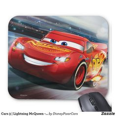 """Mouse Pad - Cars 3 