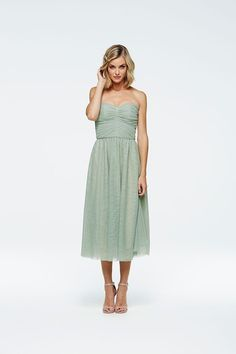 Style Guide: Bridesmaid Dresses