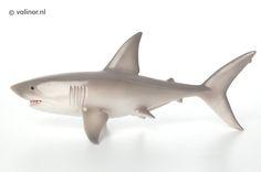 SCHLEICH: Witte haai 14553 (2004)