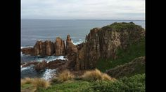 Spectacular views of Phillip Island and the surrounding coastline. Cape Woolamai is the highest point on Phillip Island and is also the largest shearwater rookery.  http://www.diannesventuretours.com.au/