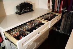 Toronto Walk-in Closet 2012 - contemporary - closet - toronto - by Toronto Custom Concepts