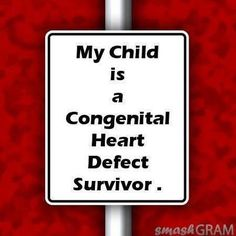 CHD Year Round Awareness...