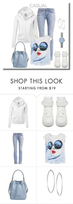 """""""casual"""" by gallant81 ❤ liked on Polyvore featuring Givenchy, Levi's, Marc by Marc Jacobs, Jennifer Fisher and Skagen"""