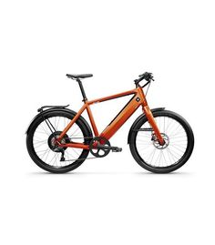 Stromer st1x the style of 2017.