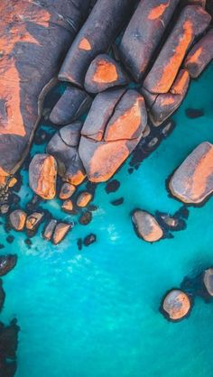 Ocean Rocks Beautiful View iPhone Wallpaper - iPhone Wallpapers