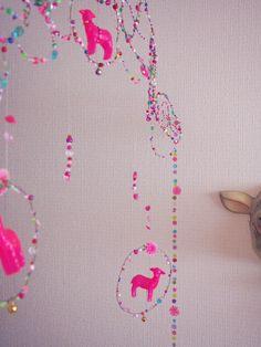 decoration of beads