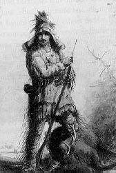 Mountain Men and the Fur Trade met Yearly at Rendezvous...to tell Tall Tales...& Trade & Drink.  Each had a Tale Bigger & Bolder & Longer than the Last....Braggarts they Were...and Braggarts they are Still.