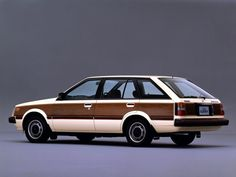 Nissan Sunny California (B11) 1.5 SGX Wagon