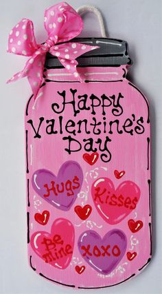 √ 20 Cute DIY Valentine Decorations for Your Home [Images] Wine Bottle Crafts, Mason Jar Crafts, Mason Jar Diy, Mason Jar Tumbler, Valentines Day Decorations, Valentine Day Crafts, Valentines Day Decor Outdoor, Happy Valentines Day Mom, Happy Valentine Day Quotes