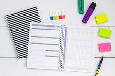 Organizer Design Your Life - plan tygodnia