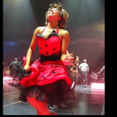 Cheryl Burke-Dancing with the stars