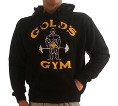 Pullover hoodie bodybuilding with the Golds Gym Joe icon. The uni-roomy pocket to keep your hands warm. The Golds Gym hoodie has an elastic bottom and cuffs.   https://www.bestforminc.com/products/bodybuilding_sweatshirt_golds_gym_hoodie_bodybuilder/pullover_hoodie_golds_gym_gear_bodybuilder_sweatshirt_bodybuilding_store/bodybuilding-hoodie-golds-gym