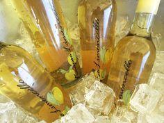 Lemon Liqueur, Limoncello, Vodka, Alcoholic Drinks, Bottle, Amp, Glass, Drinkware, Flask