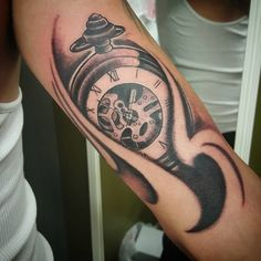 How much does a bicep tattoo hurt? We have bicep tattoo ideas, designs, pain placement, and we have costs and prices of the tattoo. Music Tattoos, Arrow Tattoos, Leg Tattoos, Sleeve Tattoos, Tatoos, Bicep Tattoo Men, Inner Bicep Tattoo, Arm Tattoo, Trendy Tattoos