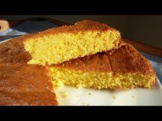 Receta: Bizcocho de Calabaza y Coco / Coconut Pumpkin Cake Recipe - YouTube