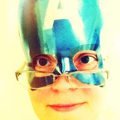 Captainess America!