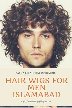 Hair Wigs for men ! Hair Wigs For Men, Wig Hairstyles, Health, Women, Health Care, Salud