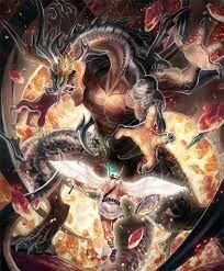 highschool dxd child of the black dragon god of apocalypse