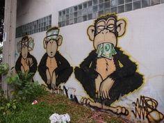 Keishla Robles's Decalz: Best Of Street Art 2012 b002 | Lockerz