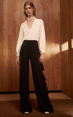 Self-Conscious 2019 Spring Sweet Short Blouse Women Lotus Leaf Edge V-neck Long Lantern Sleeve Shirt Girls Holiday Crop Top White Blouses & Shirts