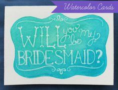watercolor birthday card ideas | martes, 21 de febrero de 2012