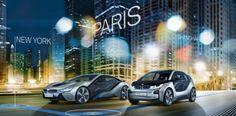 Voiture électrique : Le BMW i Tour électrise Paris