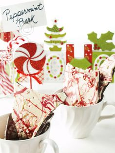 Peppermint Bark - Holiday Snack