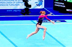 gymnastics and things
