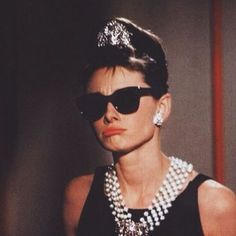 Omg yesss! Words cannot explain how much I love this picture of Audrey