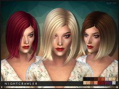 Nightcrawler Sims' Nightcrawler_(c)AF_Hair01