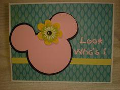 Mila's 1st Birthday Card - Gabby LaRoux