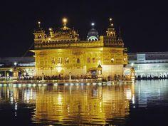 Golden Times at the @golden.temple #goldentemple  #incredibleindia