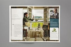 Majestic Wine Annual Report 2013 - A Winning Combination- Carr Kamasa Design - London