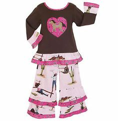 pictures of clothes for girls 9+ | ... about Tween Girls 9/10 Wild West Pony Outfit Cow Girl clothing clothes